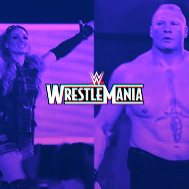 10/02/2020, WrestleMania WWE Los Angeles Sede 2021, Brock Lesnar y Becky Lynch