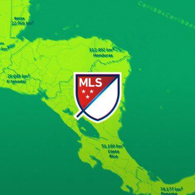 La MLS ofrece estabilidad económica a jugadores de Centroamérica