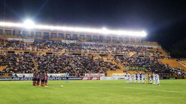 12/03/2020. Los equipos del Ascenso MX han comenzado una protesta en contra de la desaparición del descenso y por falta de certificación