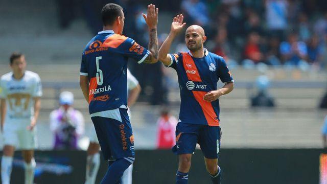 30/09/2018. Francisco Acuña, el Messi Acuña, ha dejado las filas del Puebla de la Liga MX para jugar en Canadá, con el Alético Ottawa