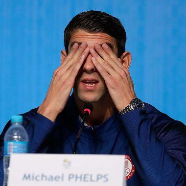 14/08/2016, Michael Phelps, Río 2016, Juegos Olímpicos, Atletas