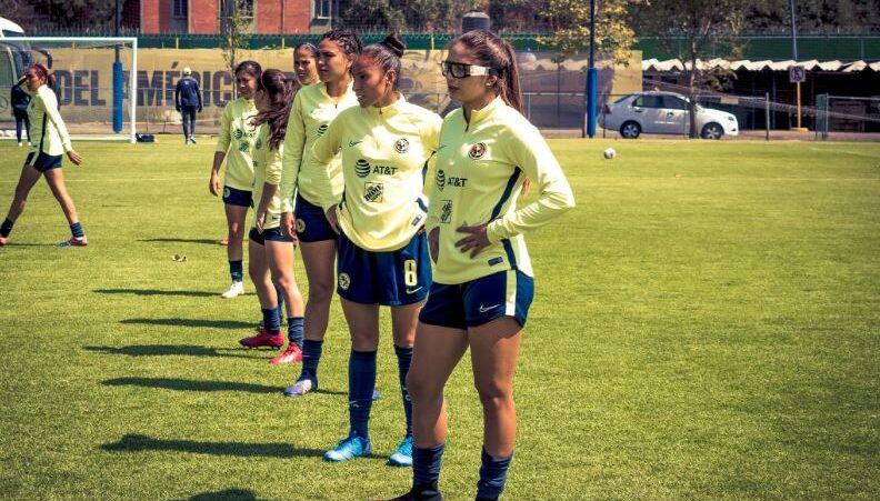 15/03/2020, Liga MX Femenil: Entrenamientos en casa por coronavirus