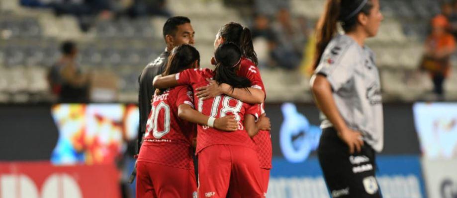 25/02/2020, Pachuca y León no bajan salarios de Liga MX Femenil por coronavirus