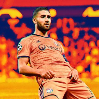 Nabil Fekir, el mejor futbolista del mundo que juega con una rodilla destrozada