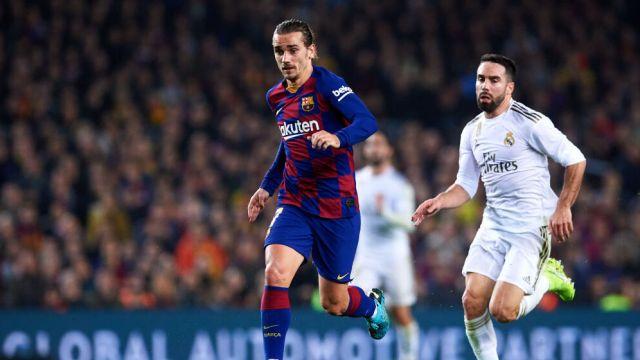 18/12/2019, Sigue En Vivo El Clásico Español del Real Madrid contra el Barcelona