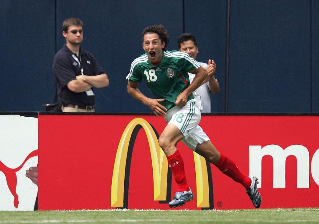 24/06/2007. Andrés Guardado reveló que fue opción de fichaje para el Real Madrid justo después del Mundial de 2006