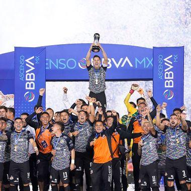 05/04/2020, Alebrijes Oaxaca, Ascenso MX, Campeón, Final