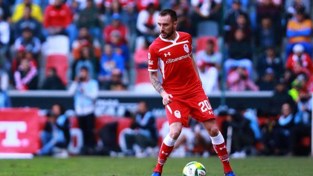 27/01/2019, Federico Mancuello, Toluca, Futbolista, Liga MX