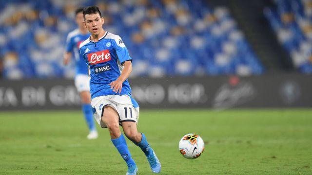 14/09/2019, Hirving Lozano, Napoli, Futbolista Mexicano, Ofertas