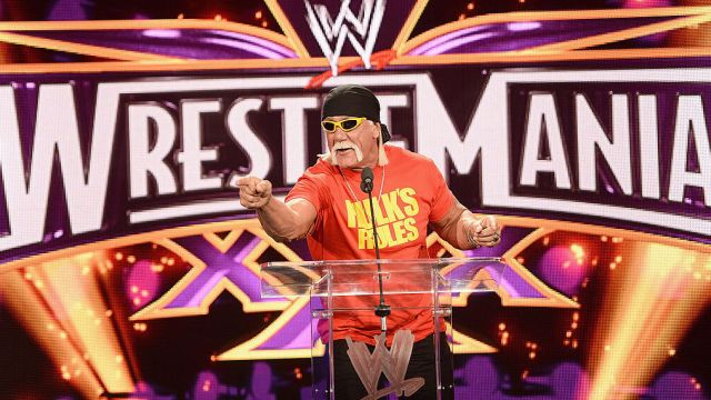 01/04/2014, WWE: Hulk Hogan asegura que la cura al coronavirus es Dios