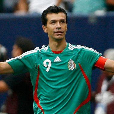 17/06/2007, Jared Borgetti arremete contra Ricardo La Volpe por llevar a Jorge Campos a la Selección Mexicana