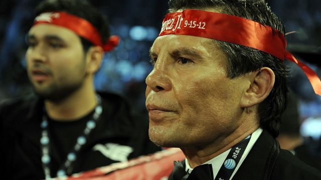 15/09/2012, A pesar de su gran carrera en el box, Julio César Chávez pensó en el suicidio por las drogas