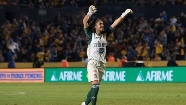 07/03/2020, Alejandra Gutiérrez de Tigres cuestiona que no haya E Liga MX de la Liga MX Femenil