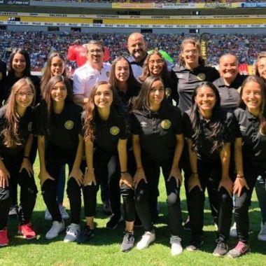 11/11/2019, Alex Mendoza reclama que con la eliminación del Ascenso le están quitando la oportunidad a Leones Negras de jugar en la Liga MX Femenil