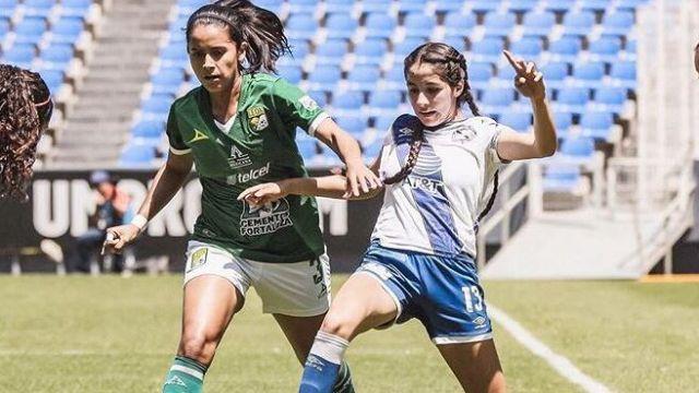 15/03/2020, Claudia Cid del León es la mejor central de la Liga MX Femenil