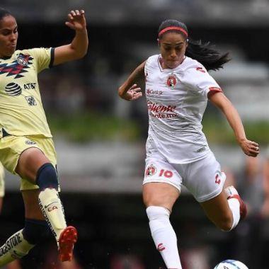 19/11/2019, Mariana Gutiérrez contesta si habrá jugadoras extranjeras en la Liga MX Femenil