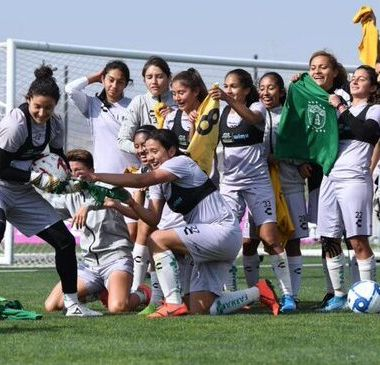 12/04/2020, Mariana Gutiérrez asegura que trabajan en las Fuerzas Básicas de la Liga MX Femenil y de que se reanude el torneo tras coronavirus