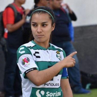17/02/2020, Cinthya Peraza quiere levantar un título de la Liga MX Femenil con Santos