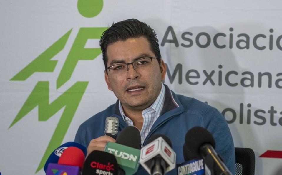 21/04/2020, Ascenso MX, Asociación Futbolistas, Álvaro Ortiz, FMF