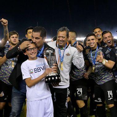 07/12/2019, Alebrijes de Oaxaca, Campeón, Ascenso MX, Liga de Desarrollo