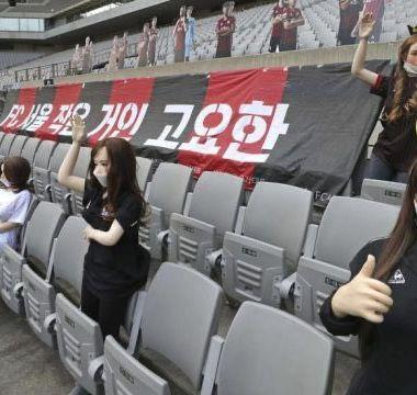 18/05/2020, FC Seúl, Muñecas Sexuales, Castigo, Corea del Sur
