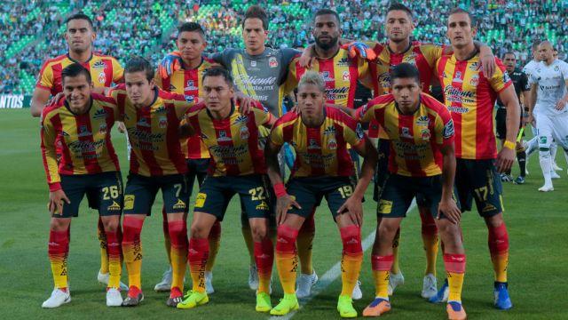 13/01/2019, Monarcas Morelia, Liga MX, Jugadores, Equipo