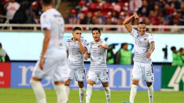 23/11/2019, Veracruz, Liga MX, Jugadores, Fianza