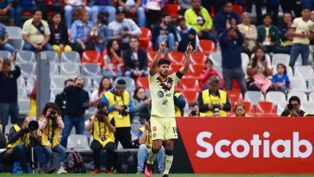 11/03/2020, América, Bruno Valdez, Liga MX, Contrato