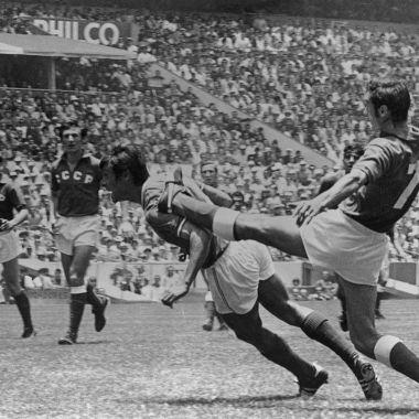 ¿Qué cosas cambió la FIFA en el Mundial de México 70? 31/05/2020