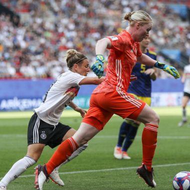 29/06/2019, Hedvig Lindahl recibe amenazas de muerte tras Mundial