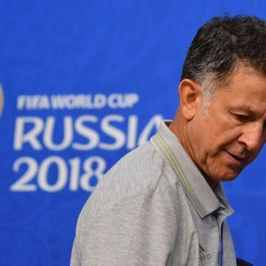 01/07/2018, Juan Carlos Osorio se defiende de críticas de Miguel Herrera por su paso por la Selección Mexicana