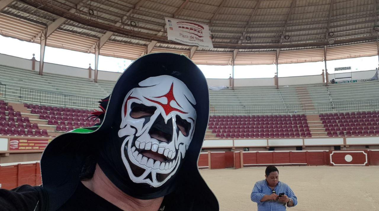 14/05/2019, En la lucha libre nunca le quitaron la máscara pero tras su muerte la hija de La Parka revela su verdadera cara