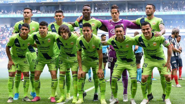 18/01/2020, Monarcas ahora se llamaría Mazatlán FC en la Liga MX y no Delfines
