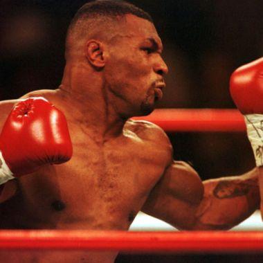 19/08/1995. Mike Tyson es una leyenda del box. Tuvo una carrera legendaria y esta fue su historia