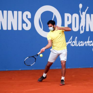 Así se dio el regreso del tenis profesional