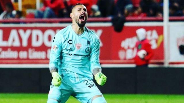 Yosgart Gutiérrez anuncia su retiro y deja sin porteros a Necaxa 28/05/2020