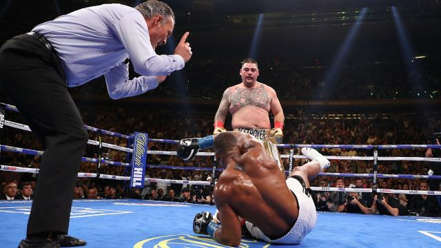 Retiro de Evander Holyfield fue por pelea contra Andy Ruiz 26/06/2020