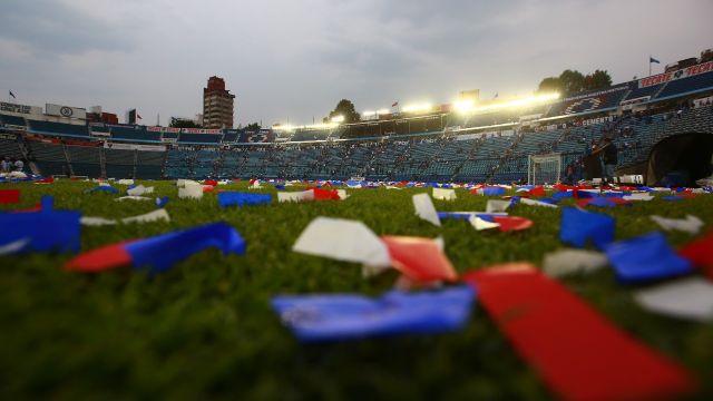 El Estadio Azul sería la casa del Atlante en la CDMX jugando en la Liga de Desarrollo 09/06/2020