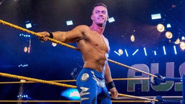 Luchador de la WWE, Austin Theory, acusado de acoso a menor 24/06/2020