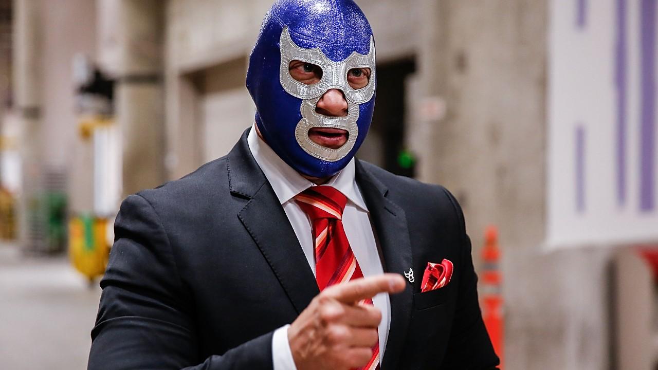 Blue Demon Jr. le exige a vendedor no usar su imagen 22/06/2020