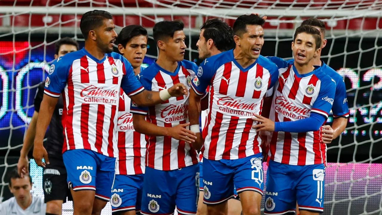 Ángel Zaldívar reporta con Chivas para ser refuerzo para el Apertura 2020 05/06/2020