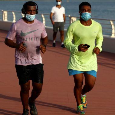 Pros y contras de hacer ejercicio con cubrebocas