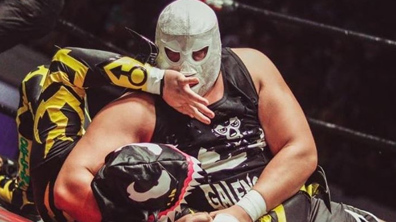 Galeno del Mal ya quiere tener peleas de lucha libre luego de que fueron suspendidas por el coronavirus 05/06/2020