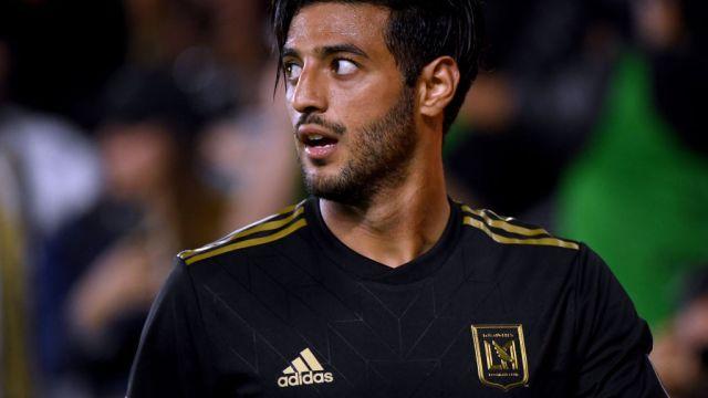 ¿Cuánto ha ganado Carlos Vela en su estancia en la MLS? 29/06/2020