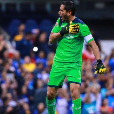 Jesús Corona da su apoyo a Billy Álvarez a nombre de todo Cruz Azul 09/06/2020