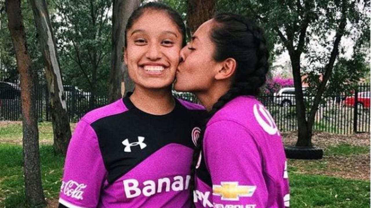 Liliana Rodríguez y Maite García, pareja de Liga MX Femenil 28/06/2020