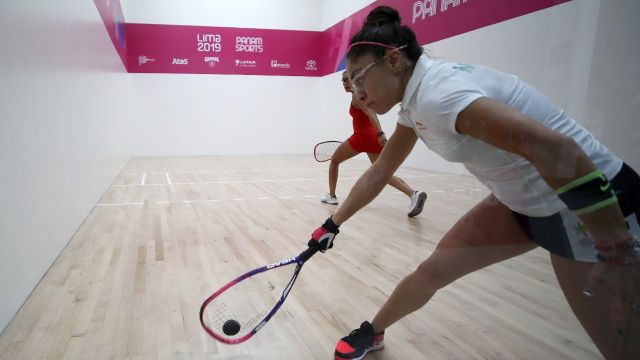 Para Paola Longoria es injusto quitar apoyo a atletas que obtenían del Fodepar 02/06/2020
