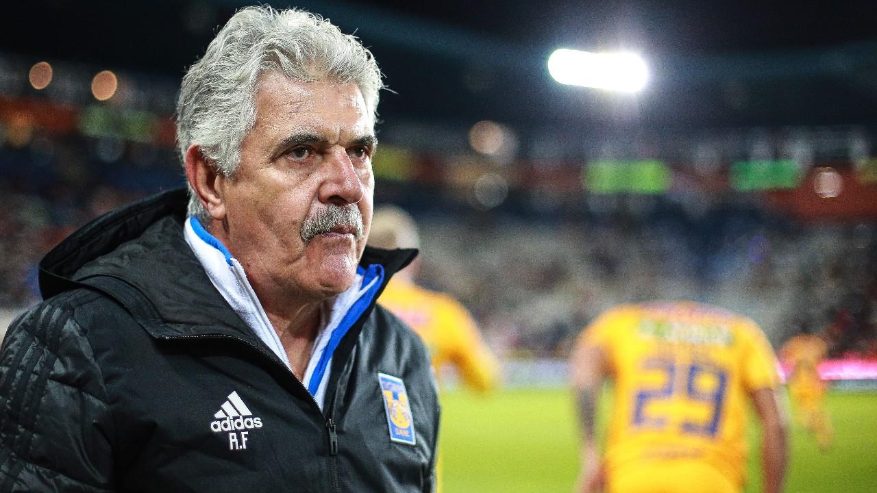 Alejandro Rodríguez revela cuándo quedará Ricardo Ferretti fuera del banquillo de Tigres 10/06/2020