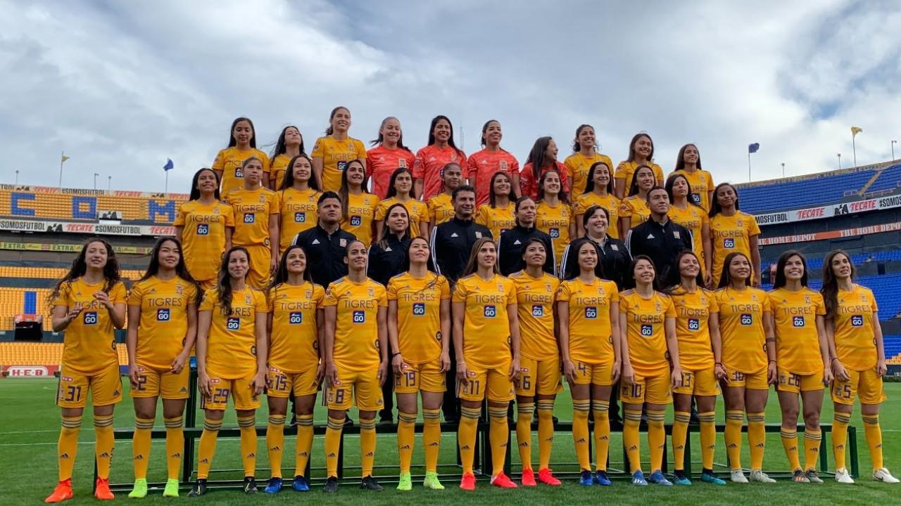 Jugadoras que son bajas de Tigres en la Liga MX Femenil 05/06/2020
