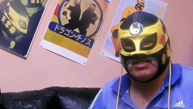 Anuncian la muerte del luchador Dragón Chino II 04/06/2020